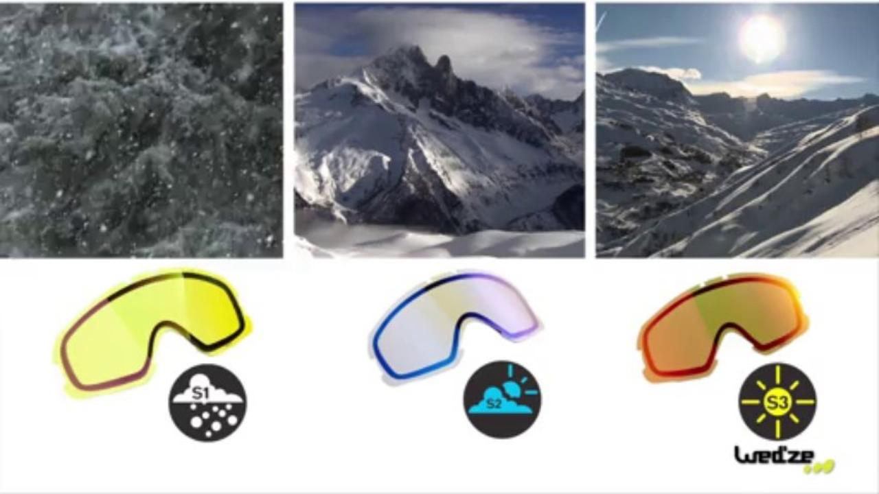 Ski / Snowboard - How to Choose the Right Lens for Your Ski or Snowboard Goggles - Sports