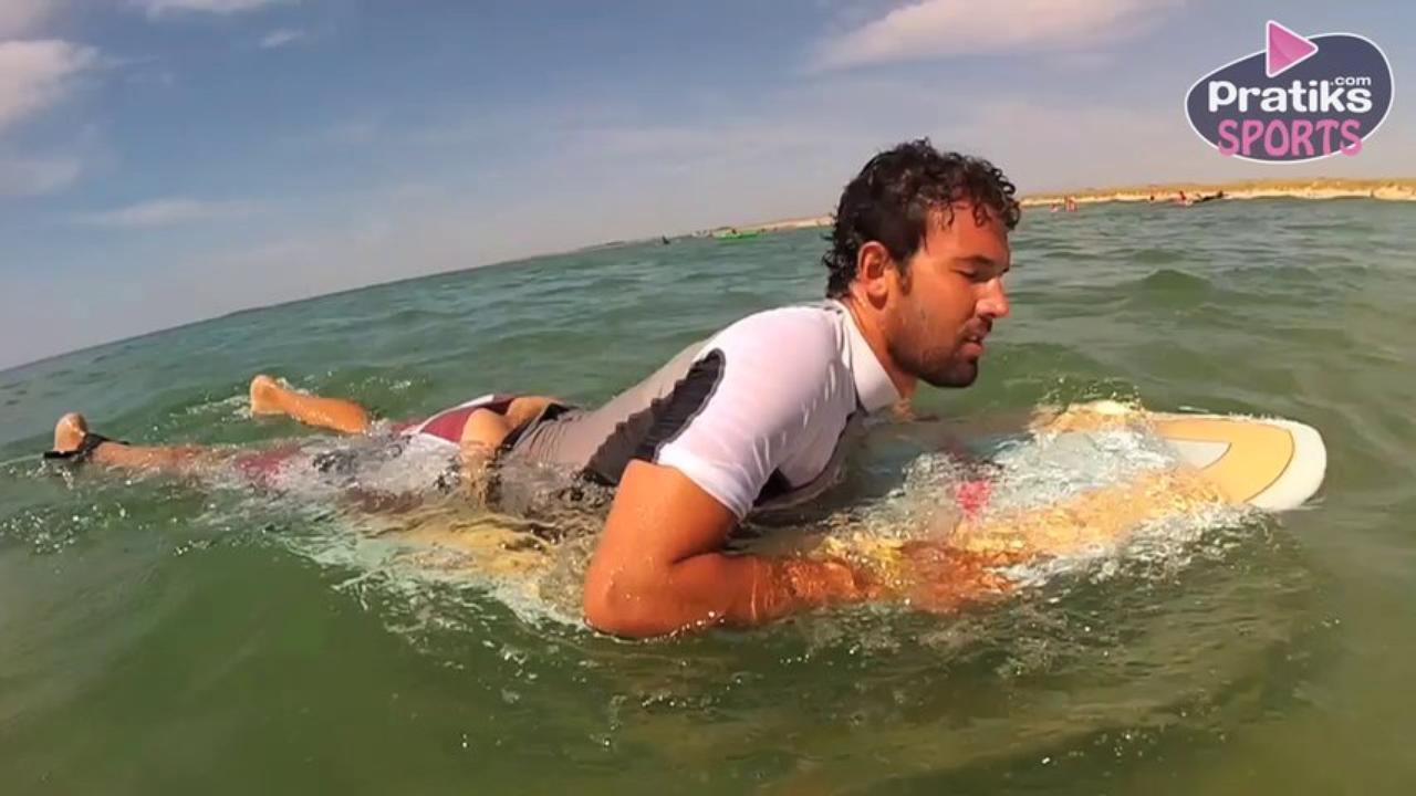 Surf - How to Take Off - Sports