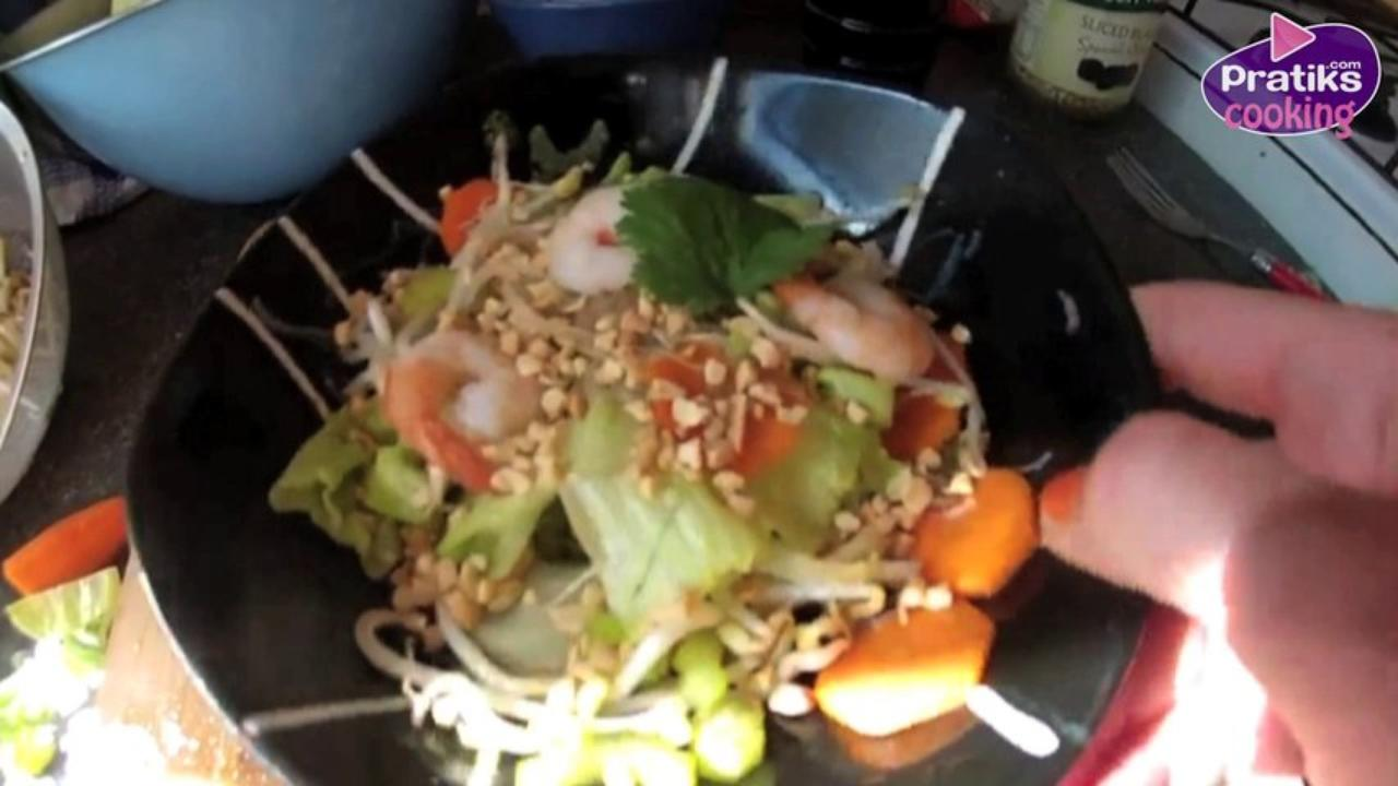 Cooking - How to Cook a Vietnamese Salad