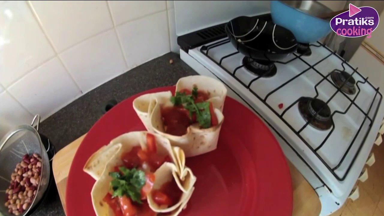 Cooking - How to Make Tortilla Cups
