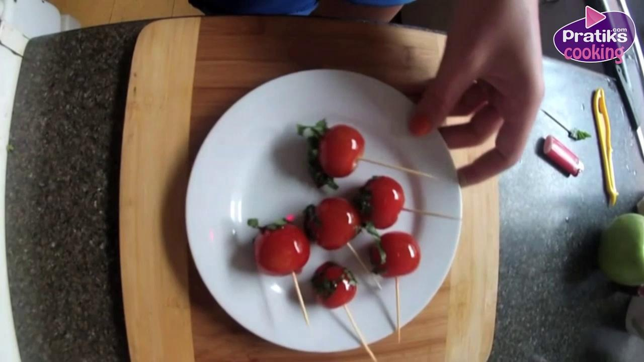 Cooking - How to Make Love Tomatoes