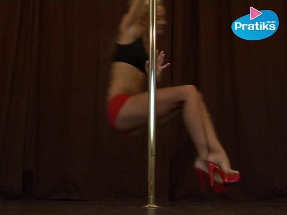 Pole Dance - Chair - Beginner