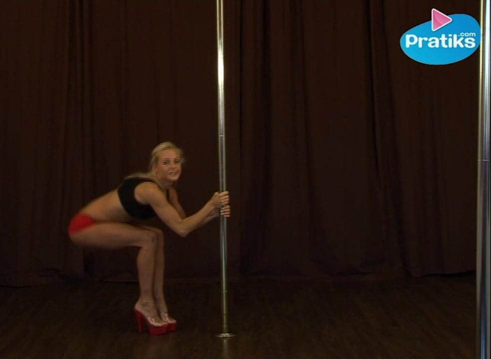 Pole Dance - Carousel - Beginner
