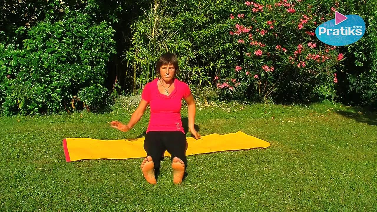 Yoga - How to warm up your Hips