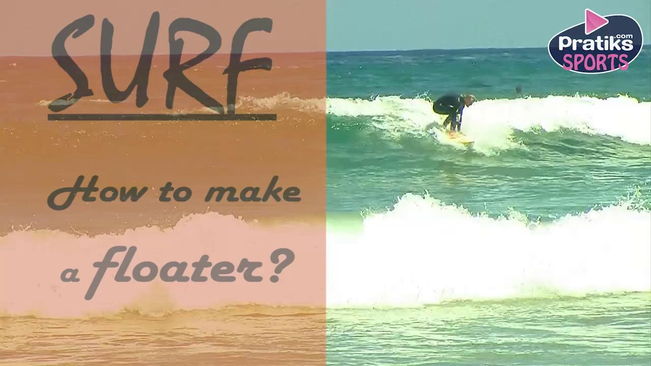 Surf - How to make a floater