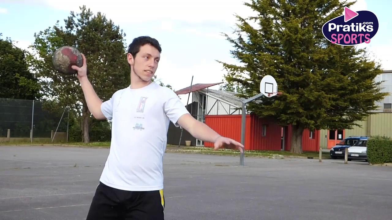 Handball - Comment faire un chabala