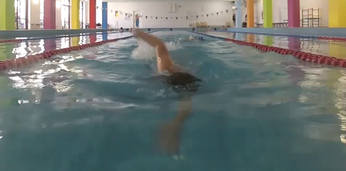 Natation - Comment synchroniser sa respiration en crawl