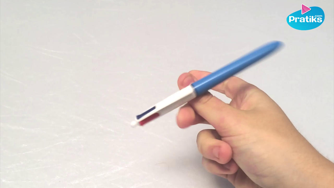 Tuto Pen spinning - Comment faire un thumbaround