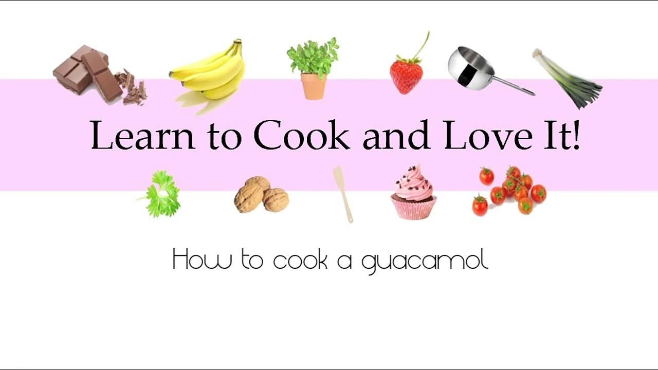 Cooking - How to cook Guacamol Tex-mex