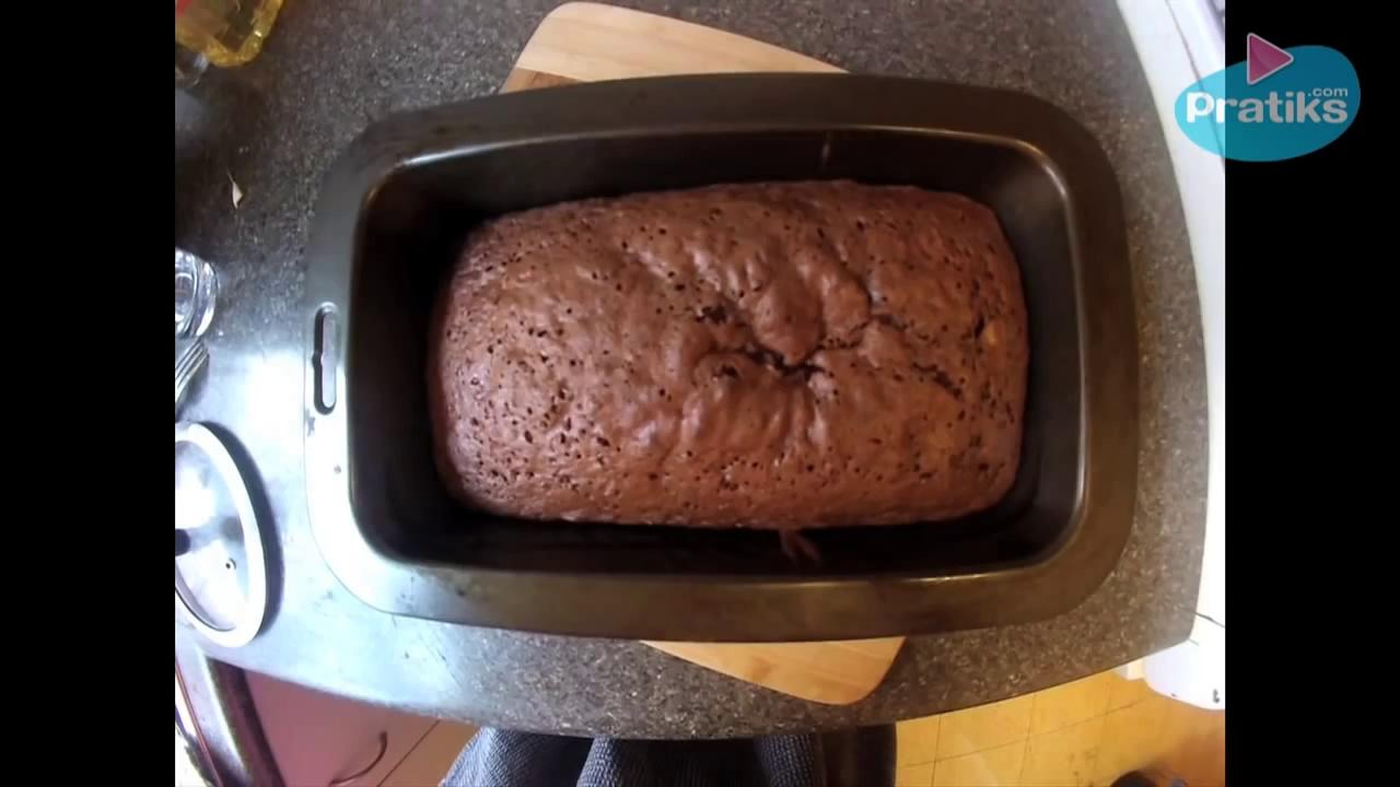Dessert - Comment faire un financier au chocolat - Cuisine