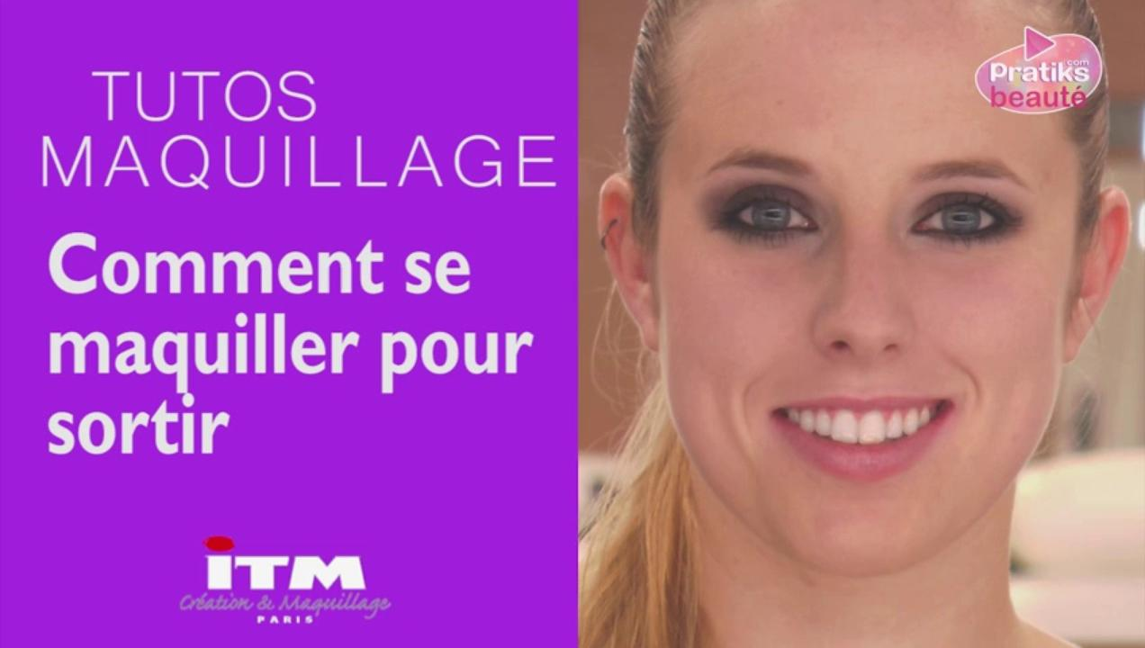 Make-up - Comment se maquiller pour sortir