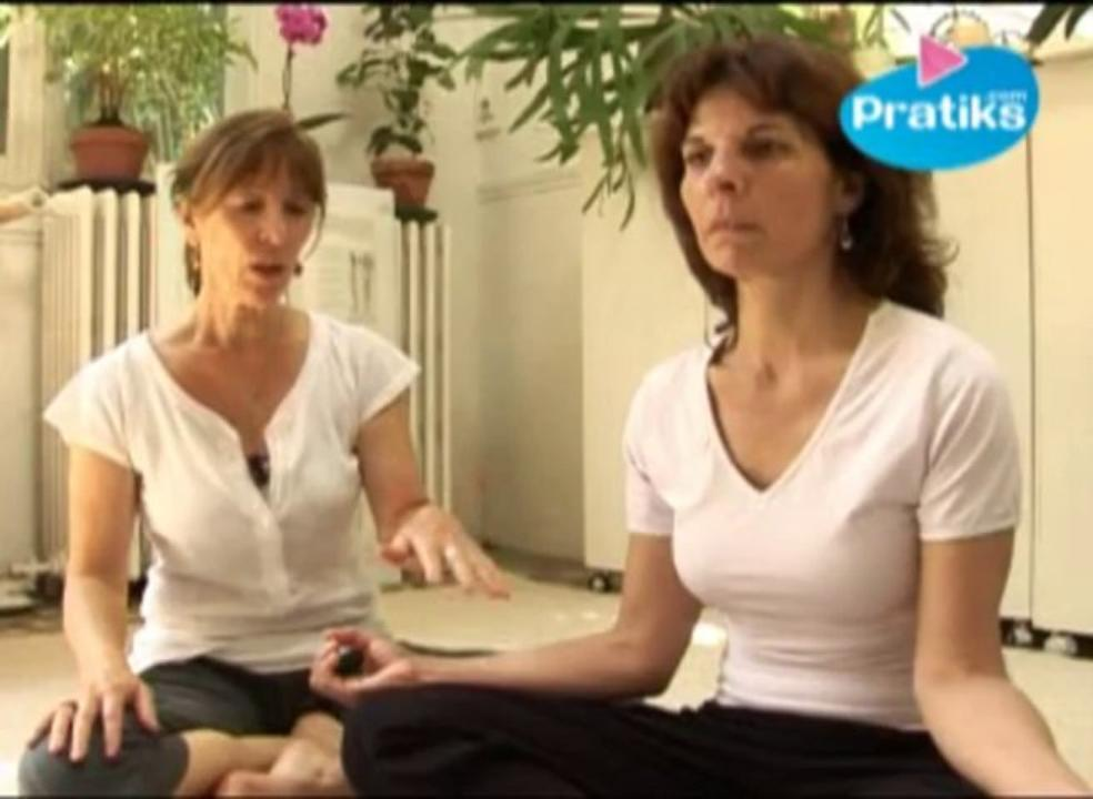 Yoga : exercices de respiration