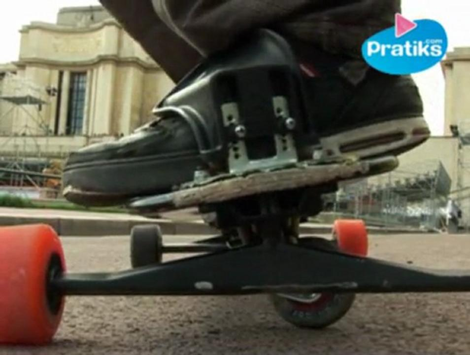 "Freeboard - Comment ""carver"" (tourner) ?"