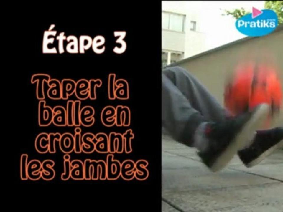 Foot Freestyle - Le Cross Over Assis par Gautivity double champion du monde de Foot freestyle 2011 et 2012
