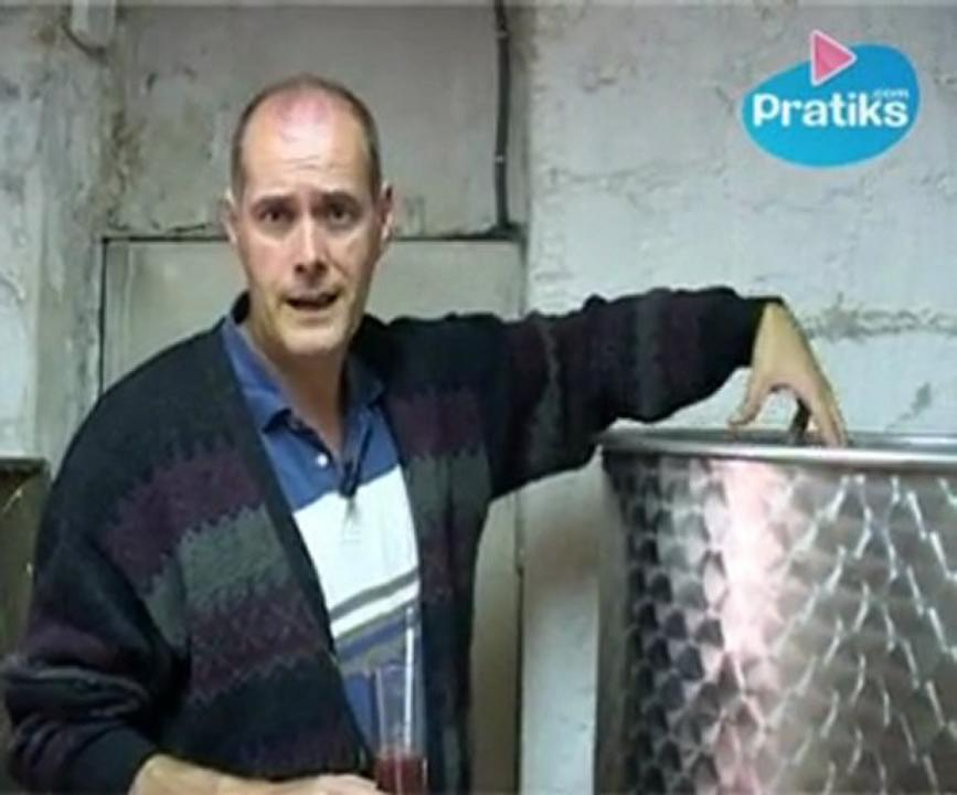 Comment faire son vin - La fermentation