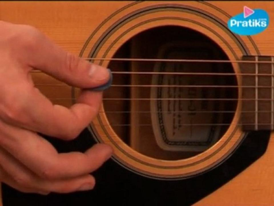 Guitare : Comment jouer Blowin' in the wind de Bob Dylan (Version Droitier)