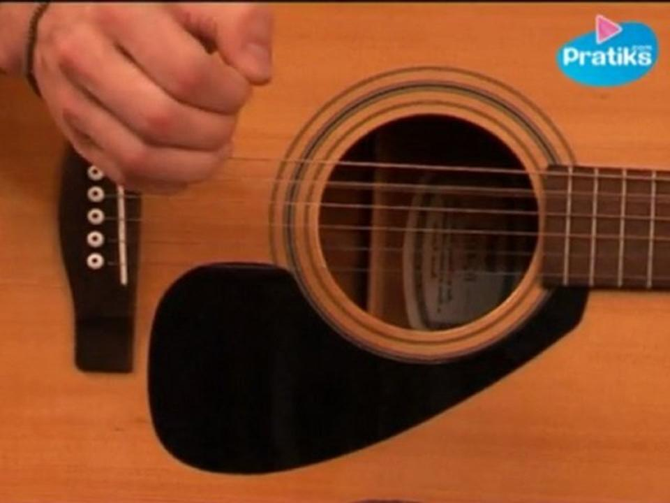 Guitare : Comment jouer Stand By Me de Ben E. King (Version Droitier)