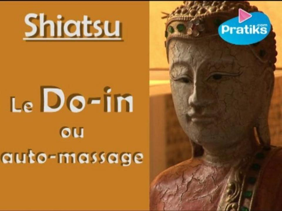 Le shiatsu Do in ou auto massage
