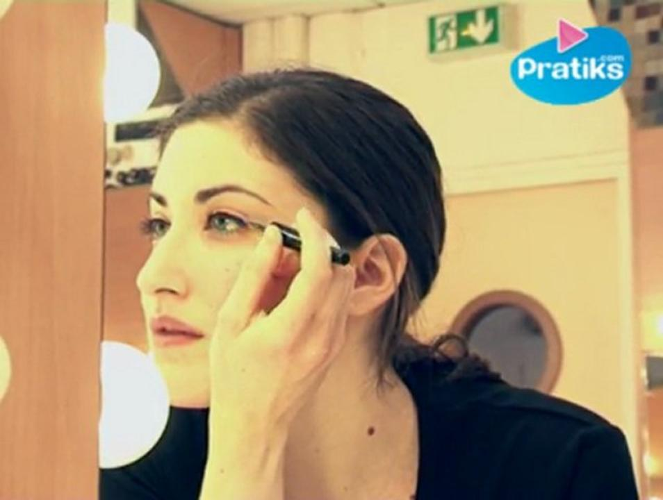 Maquillage : Comment tracer un trait d'eye liner