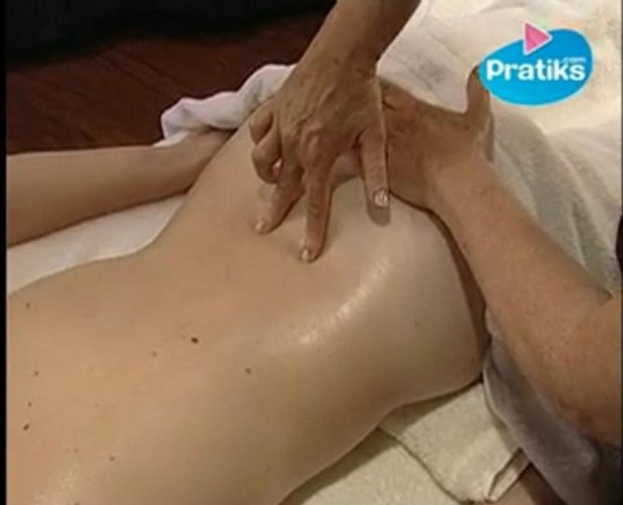 Massage Dorsal : Etape 4 / La fourchette