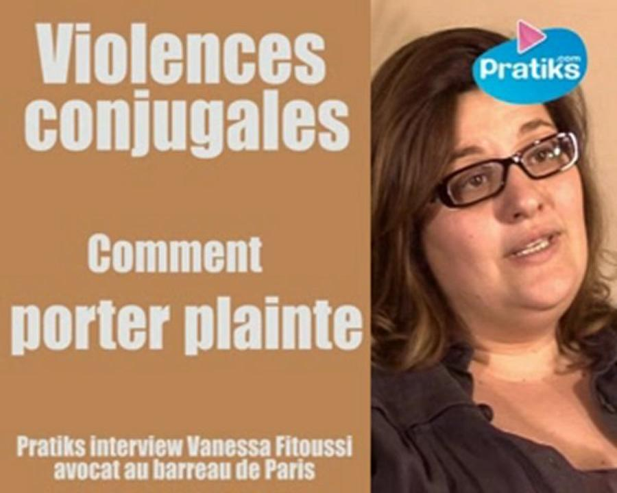 Violences conjugales. Comment porter plainte ?