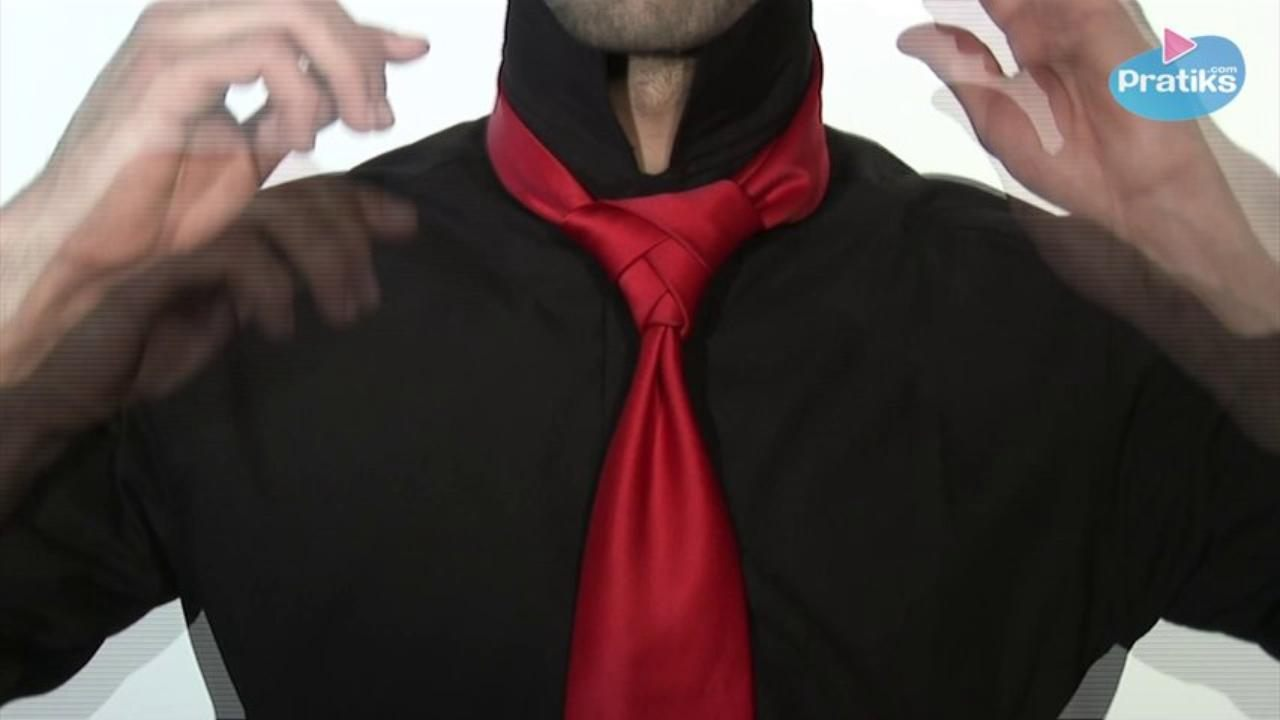 How to knot a tie the eldredge pratiks ccuart Image collections