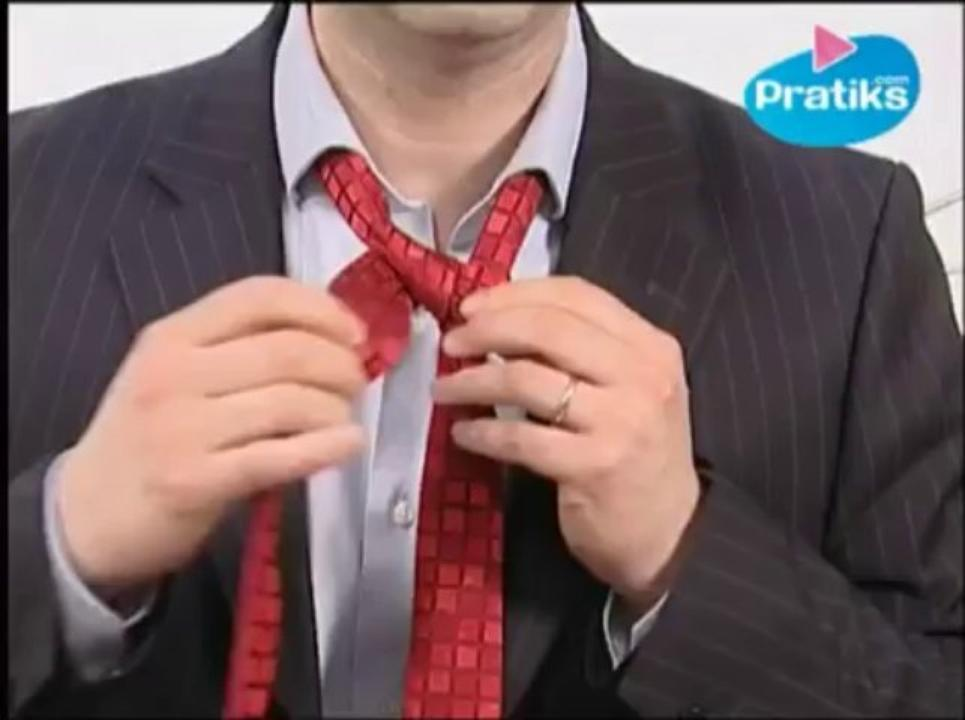 Tips - How to Tie a Tie