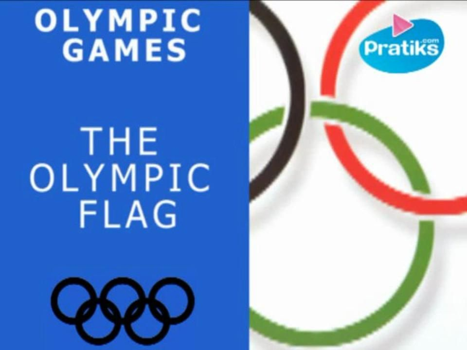 Olympic Games: The Olympic Flag