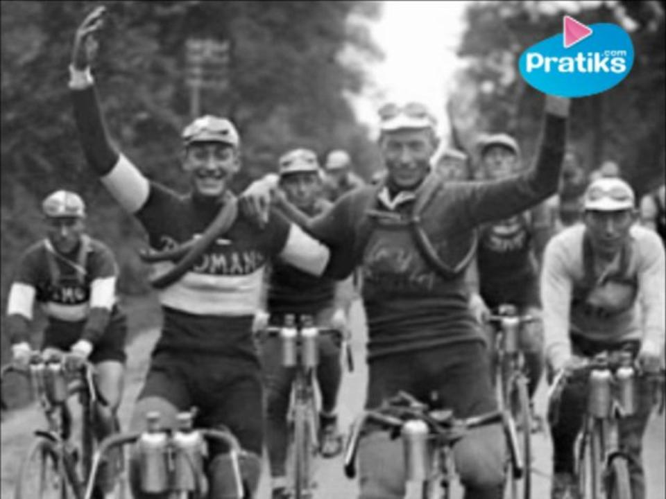 The origins of the Tour de France.