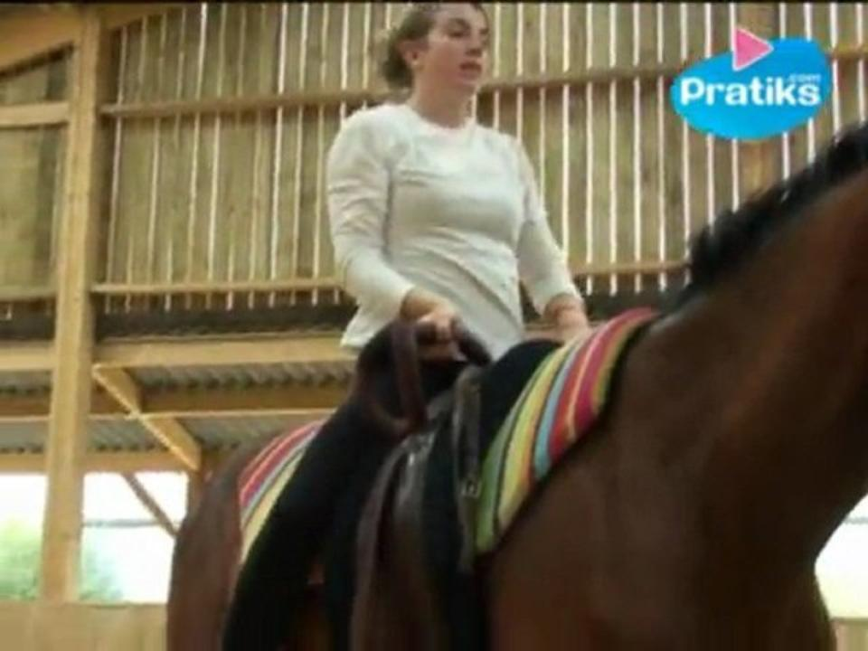Equestrian Vaulting - How to do a side Y