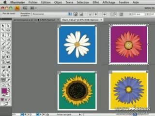 Illustrator CS4 : Plans de travail multiples