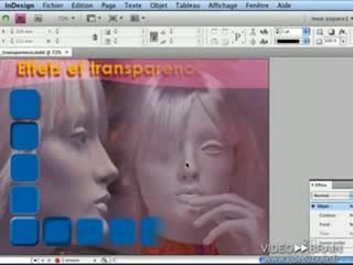 Adobe InDesign CS4 : Les effets