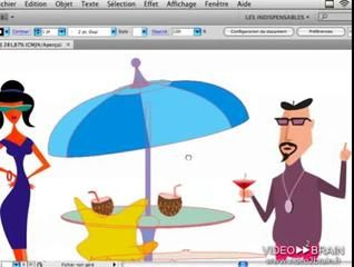 Illustrator CS4 : La nouvelle interface