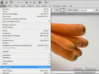 . Photoshop CS4 : Le journal de l'historique